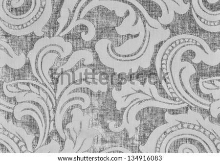 fabric wallpaper - stock photo