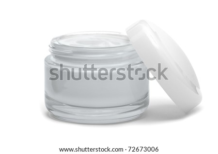 face cream - stock photo