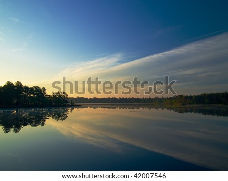 Fade Out - stock photo