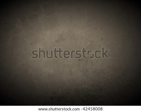 Faded Grungy Background - stock photo