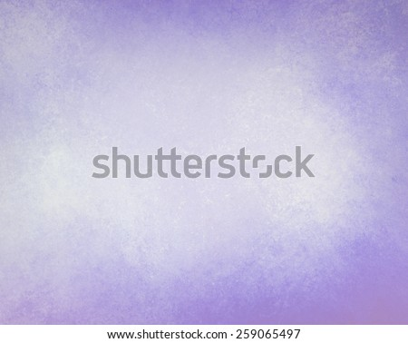 faded purple background with white center and lavender border - stock photo