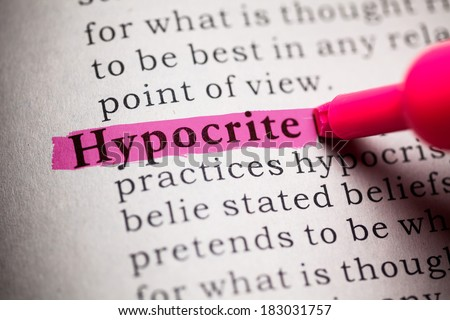 Hypocrite Stock Photos, Images, & Pictures | Shutterstock