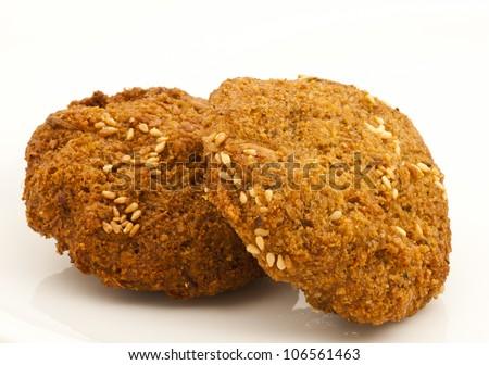 Falafel Balls - stock photo
