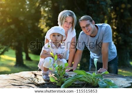 Family - stock photo
