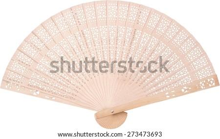 Fan, Spanish Culture, Flamenco Dancing. - stock photo