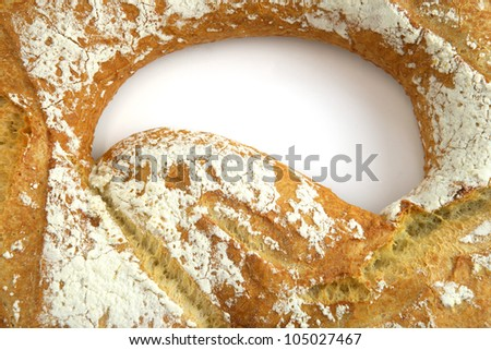 Fancy bread - stock photo