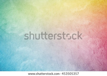 fantastic cloud and sky abstract background with grunge texture     - stock photo