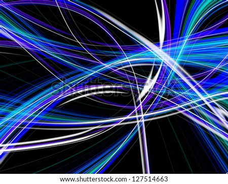 fantastic elegant and powerful background design illustration - stock photo
