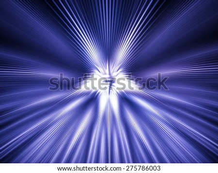 Fantastic unusual abstract background  in rich lilac colors with luminous reflections. - stock photo