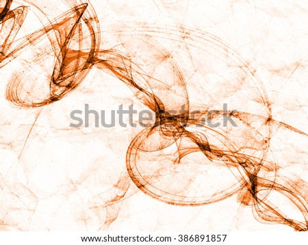 fantasy rainbow line weave gradient colored background grunge paper texture - stock photo