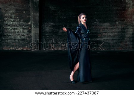 Fashion look - stock photo