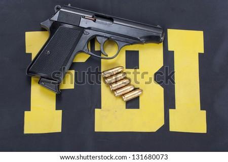 Fbi stock photo - Fbi badge wallpaper ...
