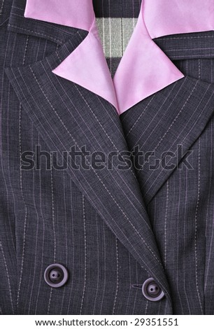 female business suit - stock photo