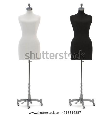 Female mannequin - stock photo