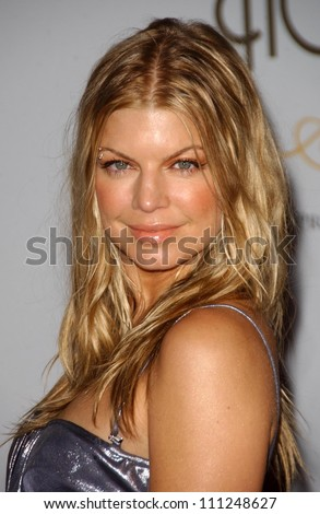 """Fergie at the """"Class Of Hope Prom 2007"""" Charity Benefit hosted by Sharon Stone - stock-photo-fergie-at-the-class-of-hope-prom-charity-benefit-hosted-by-sharon-stone-and-kelly-stone-111248627"""