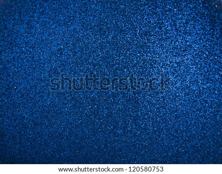 festive abstract blue background - stock photo