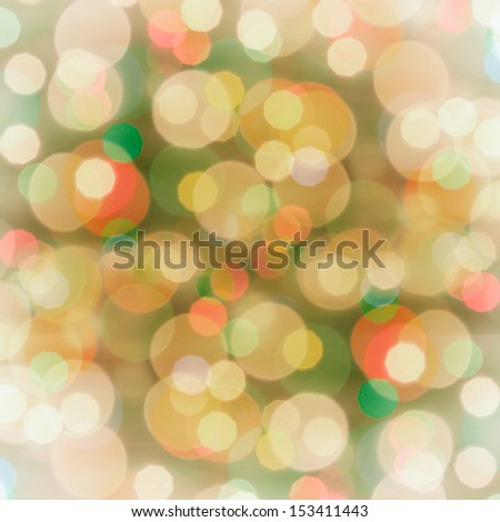 Festive background, place for holiday text - stock photo