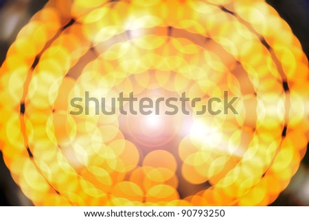 festive decoration for a happy new year and merry christmas - stock photo