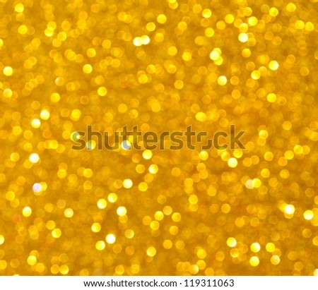 Festive Glittering Background - stock photo