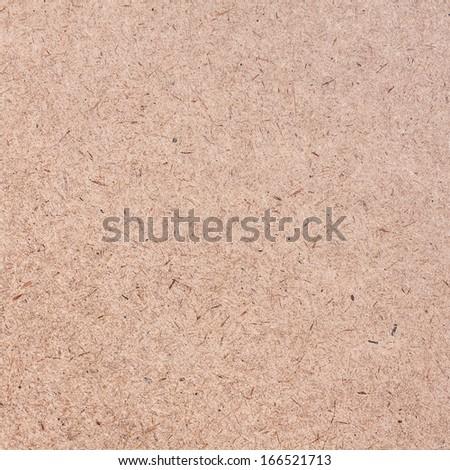 Fiberboard Texture - stock photo