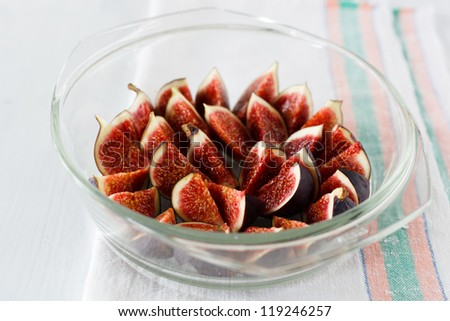 Figs - stock photo