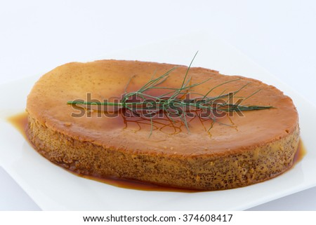 Filipino Dessert  - stock photo