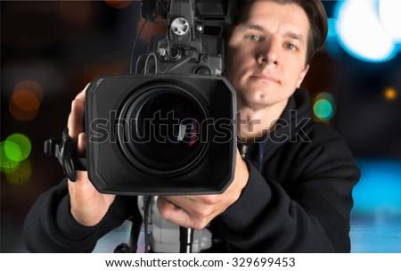 Film. - stock photo