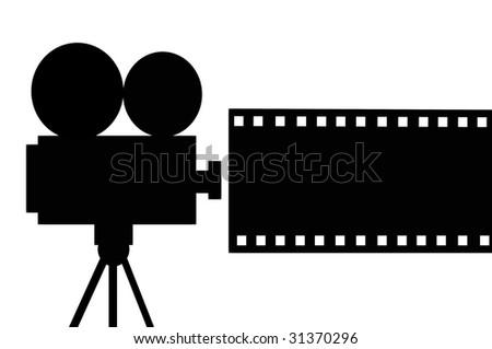 Film Camera - stock photo