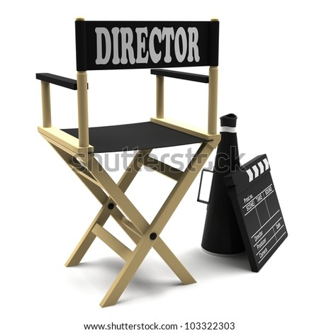 Directors Chair Stock Photos, Images, & Pictures ...