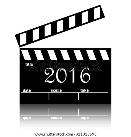 Film premieres 2016 - stock photo