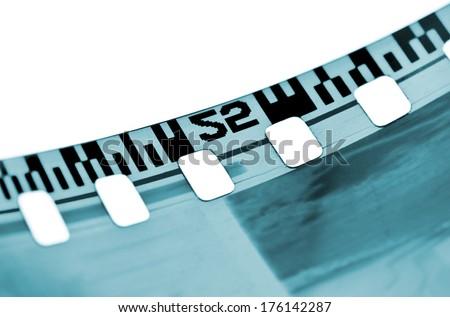 Film reel - stock photo