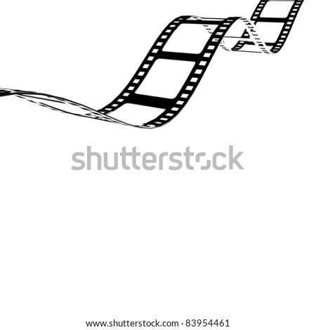 Film Strip - stock photo