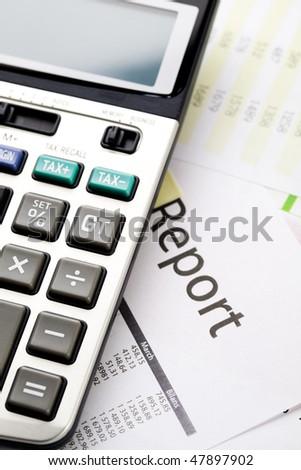 Financial Concept - stock photo