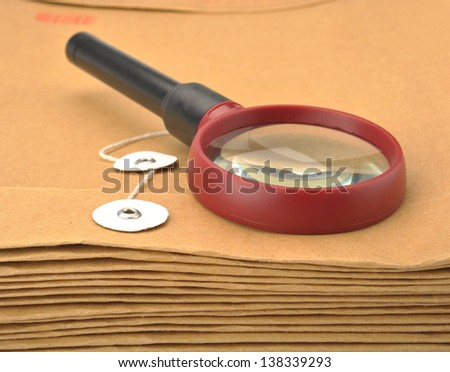 Find files   - stock photo