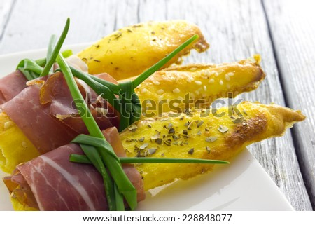 Fingerfood - stock photo