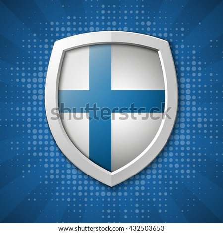 Finland Flag Republic,Finland Flag Shield,Finland Flag Illustration,Finland Flag Background,Finland Flag icon,Finland Flag logo,Finland Flag banner,Finland Flag Republic,Finland Flag Shield,Finland - stock photo