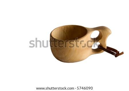 Finnish Tea Cup - Single - stock photo