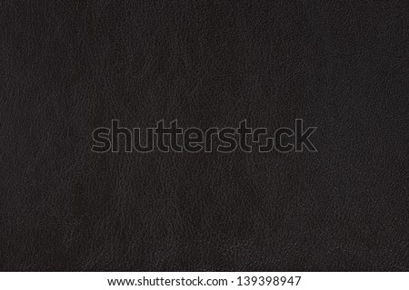 Fire brick leather texture background (genuine leather) - stock photo