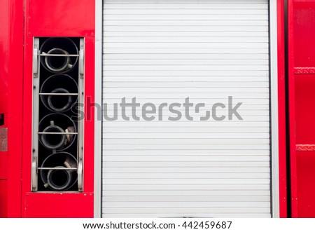 Fire Equipment - stock photo