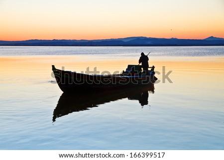 Fisherman's Rest - stock photo