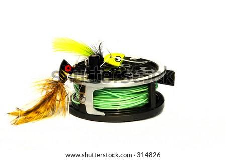 Fishing Gear - stock photo