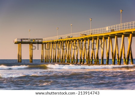 Ventnor stock photos images pictures shutterstock for Atlantic city fishing pier