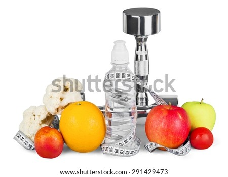 Fit, fitness, health. - stock photo