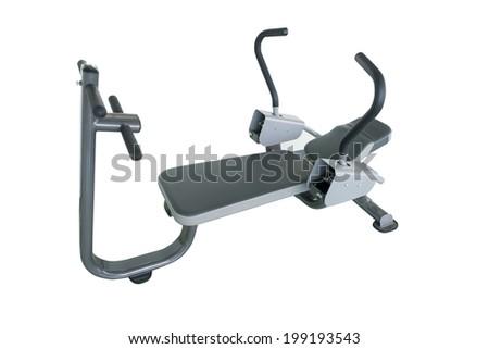 Fitness Equipment - stock photo