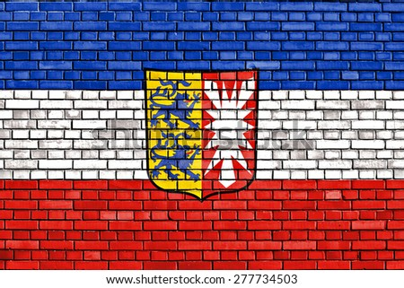 Schleswig-holstein Flag History Flag of Schleswig Holstein