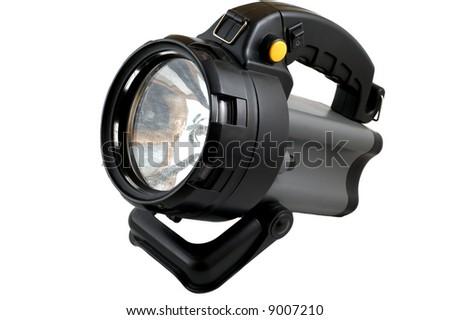 Flashlight - stock photo
