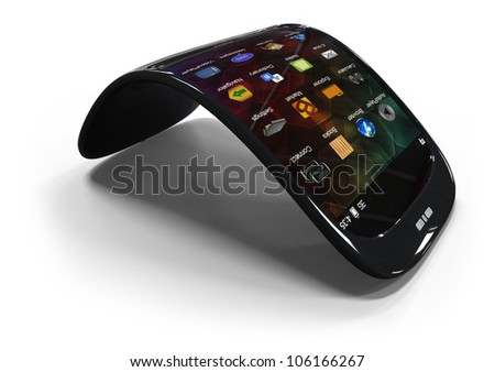 Generic Smartphone Image Flexible Generic Smartphone