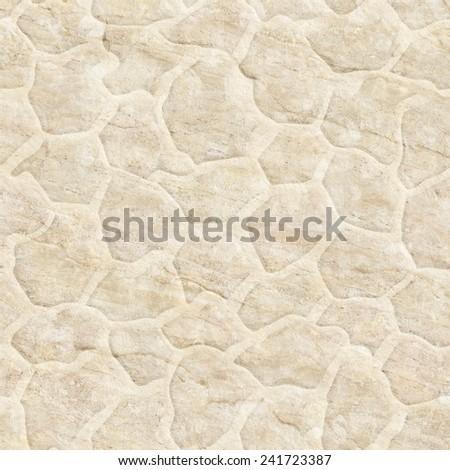 Floor tiles. Stone background. Seamless pattern. - stock photo