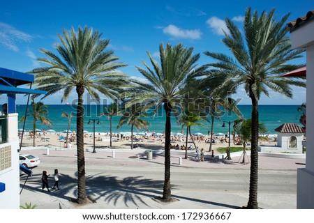 Florida, Fort Lauderdale - stock photo