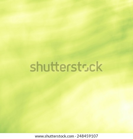 Flow green bright pastel abstract background - stock photo